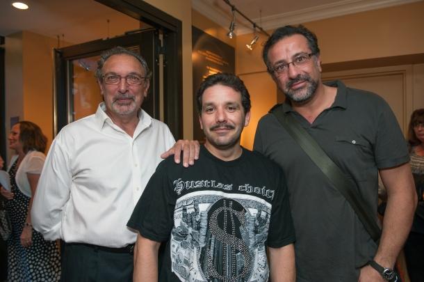 Nelson Landrieu, Sandor Juan,  Frank Rodríguez
