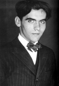 Even the prolific Spanish playwright Federico García-Lorca had to start somewhere.
