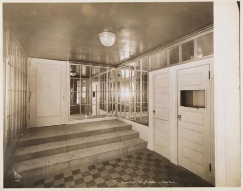 Bramhall Playhouse Lobby