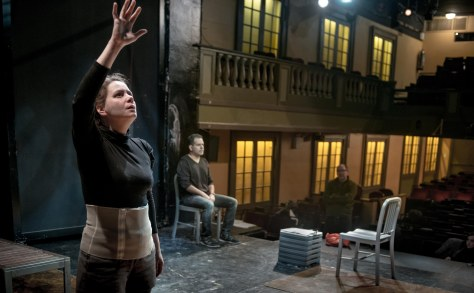 Michael Palma for Repertorio Senorita Rehearal 4